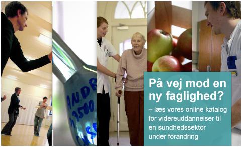 Videreuddannelse sygeplejerske (foto: viauc.dk)