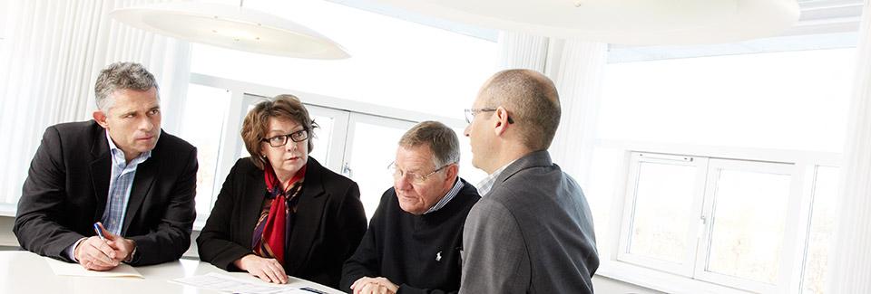 Læs ledelse hvis du vil med til at træffe beslutninger (foto hansentoft.dk)