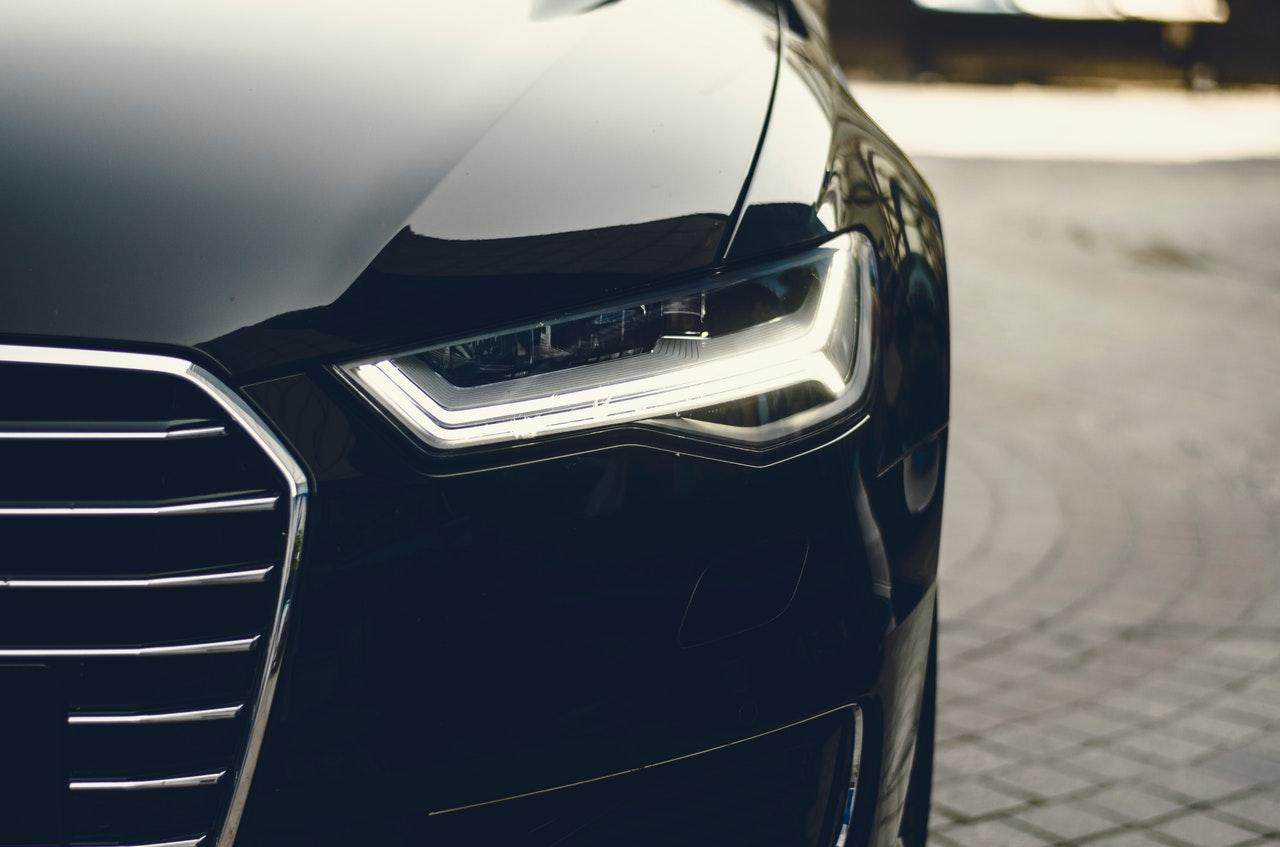 Sort Audi som firma bil